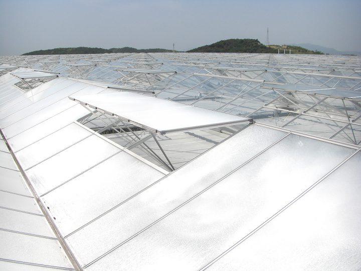 新規温室建設工事